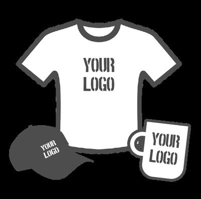 Custom Printed Merchandise